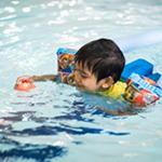 Swimming can make your baby more intelligent