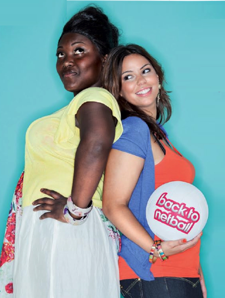back to netball Inspire Luton