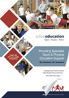 active education brochue