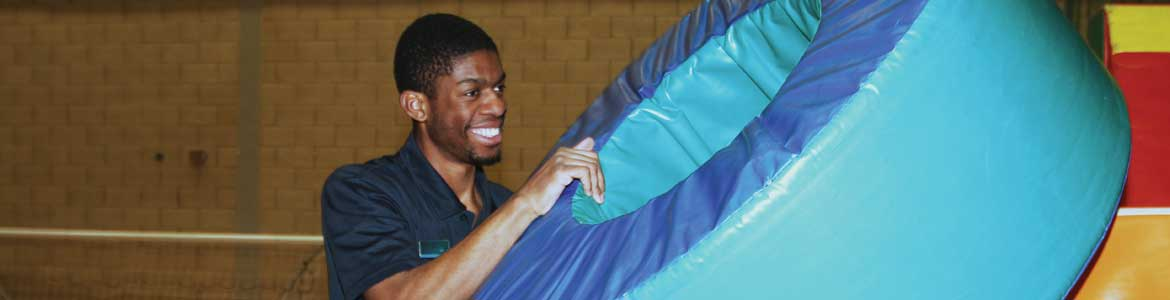 banner Ty with soft play