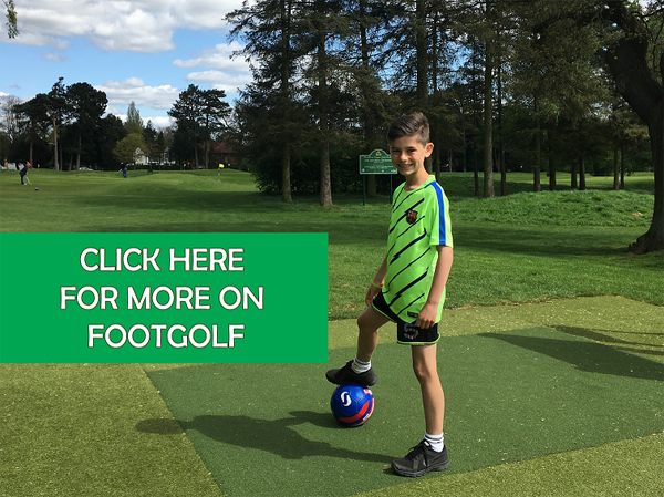 FootGolf for Blog