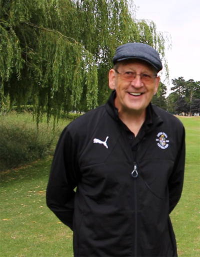 Paul FootGolf Stockwood