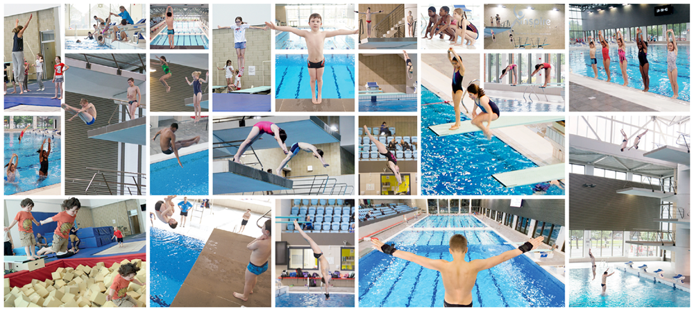 Inspire: Luton Sports Village welcomes diving elite