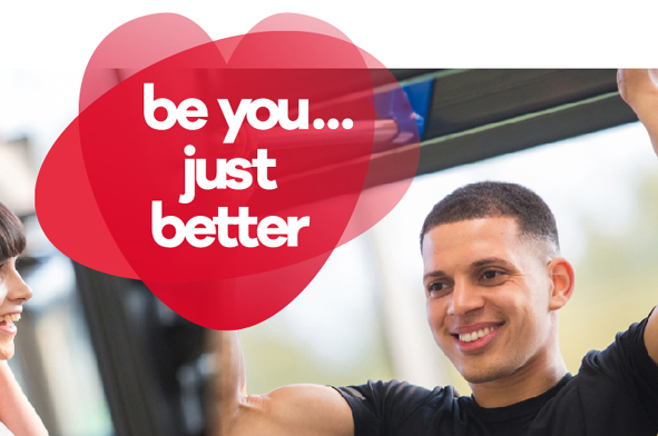 Be you... Just Better with Active Luton in 2018