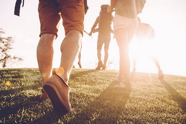 Walk your way to a healthier lifestyle